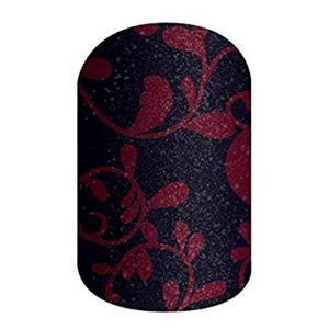 🆕 💅🏼 Jamberry Nail Wraps Eclipse Of The Heart